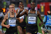Elijah Motonei MANANGOI ETH 1500m Men Winner <br /> Roma 03-06-2016 Stadio Olimpico <br /> IAAF Diamond League Golden Gala <br /> Atletica Leggera<br /> Foto Andrea Staccioli / Insidefoto