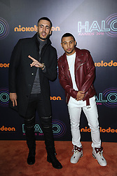 November 11, 2016 - New York, NY, USA - November 11, 2016  New York City..99 Percent attending the 2016 Nickelodeon HALO awards at Basketball City Pier 36  South Street on November 11, 2016 in New York City. (Credit Image: © Callahan/Ace Pictures via ZUMA Press)
