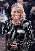 Actress Robin Wright at the opening ceremony and Ismael's Ghosts (Les Fantômes D'ismaël) gala screening,  at the 70th Cannes Film Festival Wednesday May 17th 2017, Cannes, France. Photo credit: Doreen Kennedy