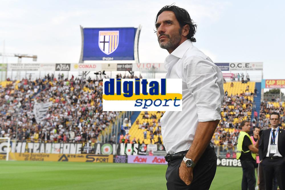 Alessandro Lucarelli Parma <br /> Parma 01-09-2018 Stadio Ennio Tardini Calcio Serie A 2018/2019 Parma - Juventus <br /> Foto Andrea Staccioli / Insidefoto