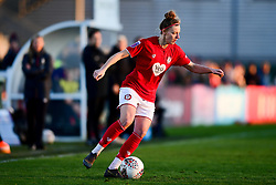 Yana Daniels of Bristol City - Mandatory by-line: Ryan Hiscott/JMP - 19/01/2020 - FOOTBALL - Stoke Gifford Stadium - Bristol, England - Bristol City Women v Liverpool Women - Barclays FA Women's Super League