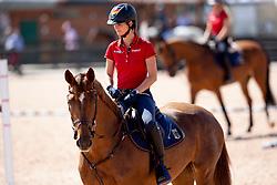 Blum Simone, GER, DSP Alice<br /> World Equestrian Games - Tryon 2018<br /> © Hippo Foto - Dirk Caremans<br /> 18/09/2018