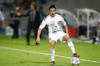 FOOTBALL - UEFA CHAMPIONS LEAGUE 2011/2012 - GROUP STAGE - GROUP B - LILLE OSC v CSKA MOSCOW - 14/09/2011 - PHOTO CHRISTOPHE ELISE / DPPI - ZORAN TOSIC (CSKA MOSCOW)