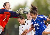 2011 UBC Soccer Women Vs U of Manitoba