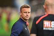 AFC Bournemouth Goalkeeper, Artur Boruc (1) during the Premier League match between Bournemouth and Leicester City at the Vitality Stadium, Bournemouth, England on 15 September 2018.