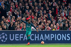 08-05-2019 NED: Semi Final Champions League AFC Ajax - Tottenham Hotspur, Amsterdam<br /> After a dramatic ending, Ajax has not been able to reach the final of the Champions League. In the final second Tottenham Hotspur scored 3-2 / Danny Rose #3 of Tottenham Hotspur