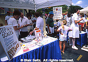 Hanover Festival, Medical Service Table, York Co., PA
