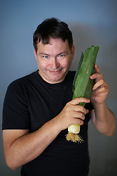 EXCLUSIVE: Jonah Falcon who has the largest penis on record at 13.5 inches (34 cm) long when erect. Pictured is Jonah holding up items that are the same length as his 13.5 inch penis. 18 Jun 2018 Pictured: Jonah Falcon. Photo credit: John Chapple/MEGA TheMegaAgency.com +1 888 505 6342