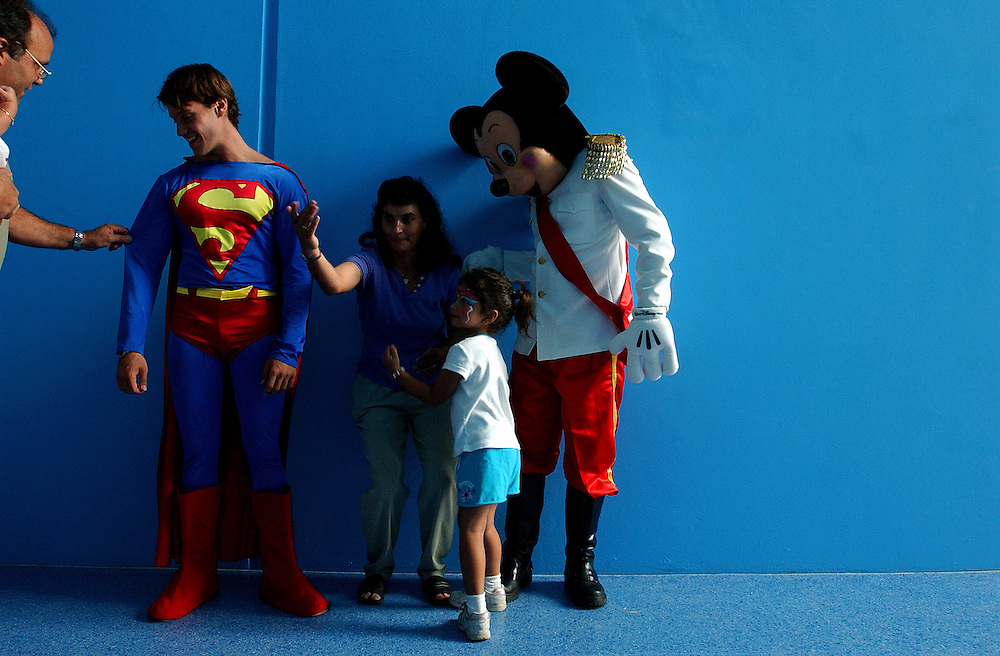 Superman & Mickey, Miami