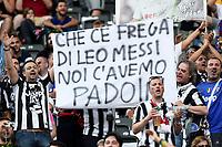 tifosi Juventus supporters <br /> Berlino 05-06-2015 OlympiaStadion  <br /> Juventus Barcelona - Juventus Barcellona <br /> Finale Final Champions League 2014/2015 <br /> Foto Matteo Gribaudi/Image Sport/Insidefoto
