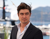 Actor and producer Riccardo Scamarcio at the Pericle (Pericle Il Nero) film photo call at the 69th Cannes Film Festival Thursday 19th May 2016, Cannes, France. Photography: Doreen Kennedy