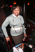 Cybil Chester at The Vibe Magazine Presents Vsessions Live! Hosted by the Fabulous Toccara featuring Hal Linton, Suai and Ron Browz held at Joe's Pub on February 25, 2009 in NYC