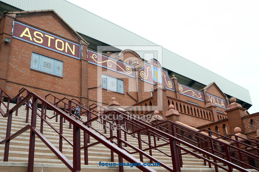 Picture by Paul Chesterton/Focus Images Ltd.  07904 640267.5/11/11.General views of Villa Park stadium, Birmingham.