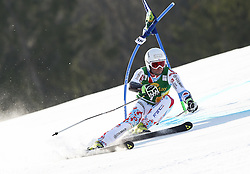 FANARAThomas of France competes during 10th Men's Slalom - Pokal Vitranc 2014 of FIS Alpine Ski World Cup 2013/2014, on March 8, 2014 in Vitranc, Kranjska Gora, Slovenia. Photo by Matic Klansek Velej / Sportida