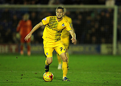 Lee Mansell of Bristol Rovers - Mandatory byline: Robbie Stephenson/JMP - 07966 386802 - 26/12/2015 - FOOTBALL - Kingsmeadow Stadium - Wimbledon, England - AFC Wimbledon v Bristol Rovers - Sky Bet League Two