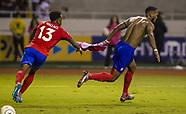 Costa Rica V Honduras - 07 Oct 2017