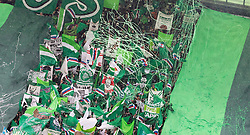 06.11.2016, Allianz Stadion, Wien, AUT, 1. FBL, SK Rapid Wien vs RZ Pellets WAC, 14 Runde, im Bild Fans von Rapid // during Austrian Football Bundesliga Match, 14 th Round, between SK Rapid Vienna and RZ Pellets WAC at the Allianz Stadion, Vienna, Austria on 2016/11/06. EXPA Pictures © 2016, PhotoCredit: EXPA/ Sebastian Pucher
