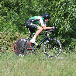 21-06-2017: Wielrennen: NK Tijdrijden: Montferland <br />s-Heerenberg (NED) wielrennen  <br />Sten Verzijl