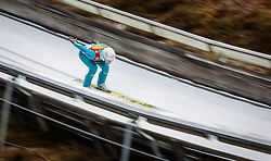 18.12.2015, Nordische Arena, Ramsau, AUT, FIS Weltcup Nordische Kombination, Skisprung, PCR, im Bild Maxime Laheurte (FRA) // Maxime Laheurte of France during Skijumping PCR of FIS Nordic Combined World Cup, at the Nordic Arena in Ramsau, Austria on 2015/12/18. EXPA Pictures © 2015, PhotoCredit: EXPA/ JFK