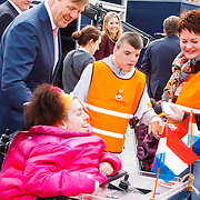 NLD//Amsterdam/20160422 - Opening Koningspelen 2016, Willem-Alexander