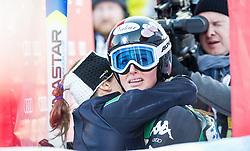 28.12.2013, Hochstein, Lienz, AUT, FIS Weltcup Ski Alpin, Lienz, Riesentorlauf, Damen, 2. Durchgang, im Bild Nadia Fanchini (ITA) // after the 2nd run of ladies giant slalom Lienz FIS Ski Alpine World Cup at Hochstein in Lienz, Austria on 2013/12/28, EXPA Pictures © 2013 PhotoCredit: EXPA/ Michael Gruber