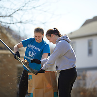2018 UWL Neighbor Day Student Volunteers