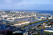 France, Normandy.  Cherbourg, View from Fort du Roule.