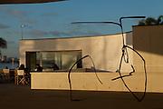 Porto Alegre_RS, Brasil...Fachada da Fundacao Ibere Camargo em Porto Alegre, Rio Grande do Sul...Ibere Camargo Fundation in Porto Alegre, Rio Grande do Sul...Foto: LUIZ FELIPE FERNANDES / NITRO