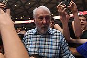 Gregg Popovich<br /> Nazionale Italiana Maschile Senior<br /> Eurobasket 2017 - Group Phase<br /> Ucraina Italia Ukraine Italy<br /> FIP 2017<br /> Tel Aviv, 02/09/2017<br /> Foto M.Ceretti / Ciamillo - Castoria