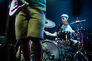 Indie trio Jukebox the Ghost packed The Firebird in Saint Louis, Missouri on July 12th, 2012 with Savoir Adore, Now, Now, and locals Tidal Volume. People were dancing, and dancing well.