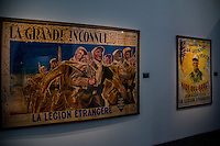The new Foreign Legion Museum, in Aubagne.