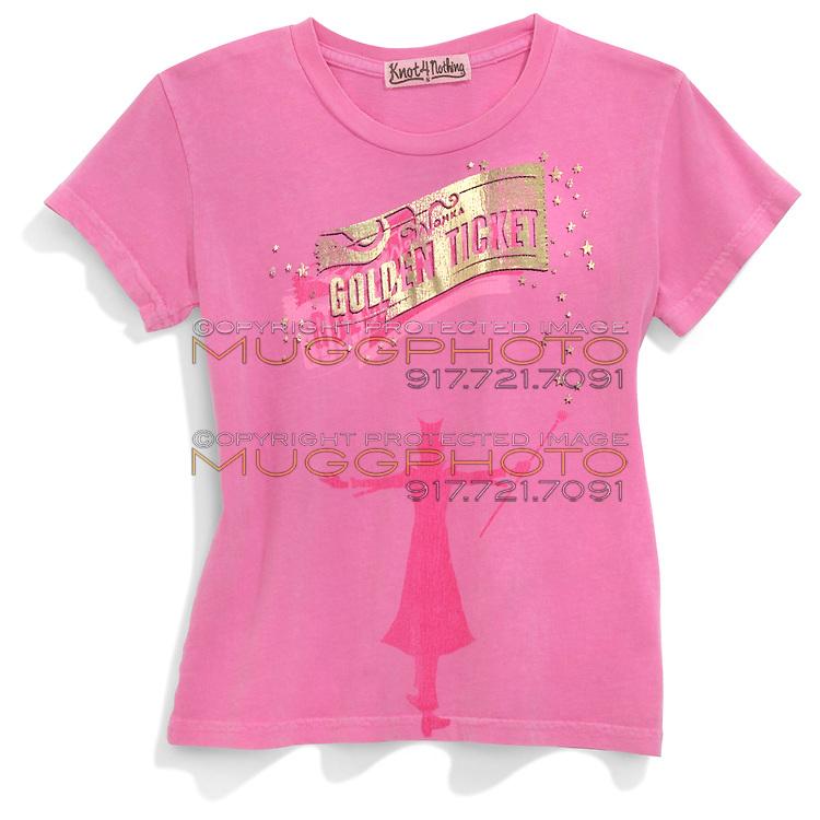 golden ticket t-shirt