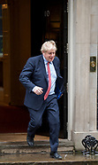 Prime Minister Boris Johnson meeting Andrej Plenković Prime Minister of Croatia