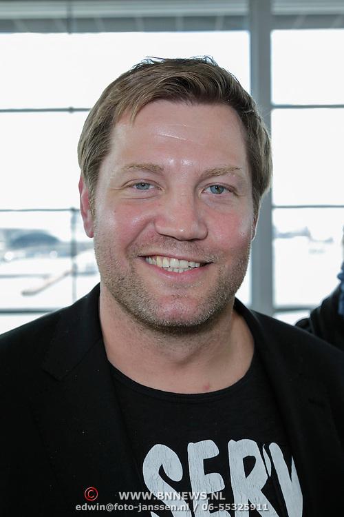 NLD/Amsterdam/20120515 - Bekendmaking Mooiste Benen van Nederland 2012, Dennis van der Geest