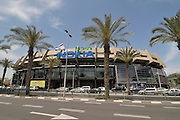 Israel, Tel Aviv, Nokia Arena a 11,700 seats sports and entertainment arena in south-east Tel Aviv. home of the Maccabi Tel Aviv basketball team, was inaugurated in 1963
