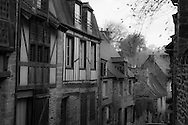 Dinan the old city  Britany  France