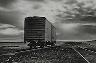 Boxcar, Near Seligman, Arizona