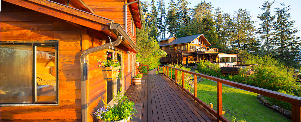 Talon Lodge, Sitka, Alaska