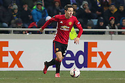 Ander Herrera Midfielder of Manchester United during the Europa League match between Zorya Luhansk and Manchester United at Chornomorets Stadium, Shevchenko Park, Ukraine on 8 December 2016. Photo by Phil Duncan.