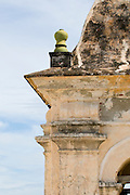 San Pedro Claver Church, Towerbell (1603), Cartagena de Indias, Bolivar Department,, Colombia, South America..