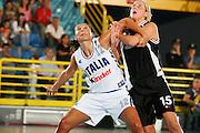 DESCRIZIONE : ARIANO IRPINO QUALIFICAZIONI XXX CAMPIONATO EUROPEO FEMMINILE 2005<br /> GIOCATORE : CIAMPOLI<br /> SQUADRA : ITALIA<br /> EVENTO : QUALIFICAZIONI XXX CAMPIONATO EUROPEO FEMMINILE 2005<br /> GARA : ITALIA-BELGIO<br /> DATA : 10/08/2005<br /> CATEGORIA : RIMBALZO<br /> SPORT : Pallacanestro<br /> AUTORE : Agenzia Ciamillo-Castoria/ A. DE LISE
