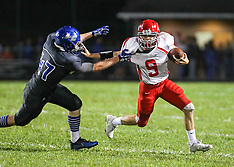 08/25/17 HS FB Bridgeport vs. Lewis County