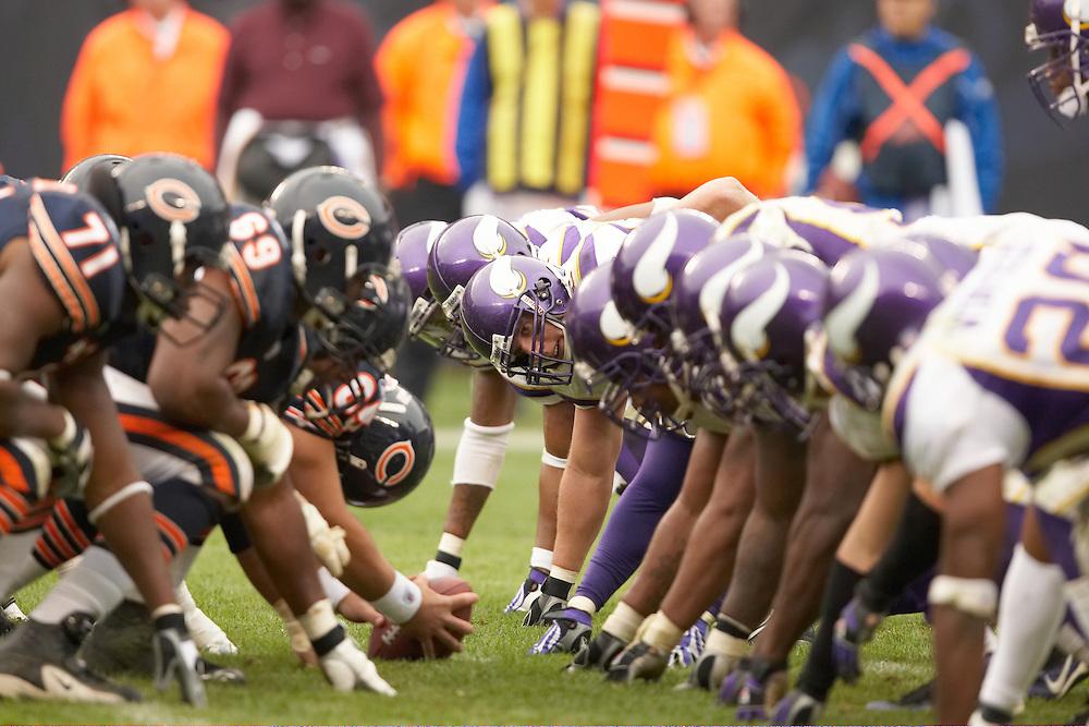 Minnesota Vikings Vs Chicago Bears