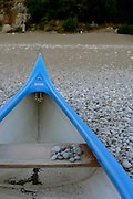 Rocky pebble beach Cirali Coast