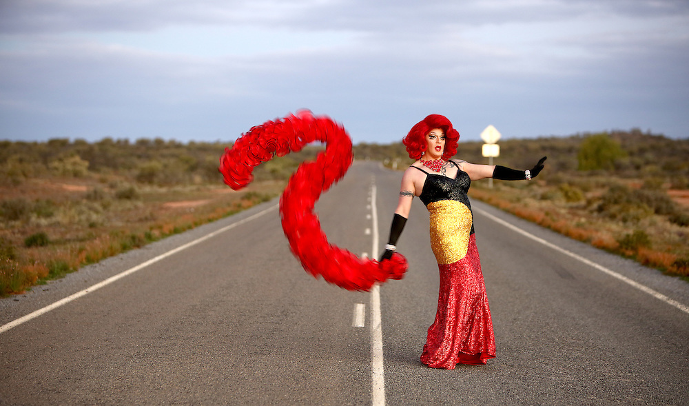 Broken Heel Festival in Broken Hill. Priscilla Queen of The Desert, the movie that put a cock in a frock on a rock is turning 21, and to celebrate she's throwing the biggest bash the Far West has ever seen - the inaugural Broken Heel Festival.
