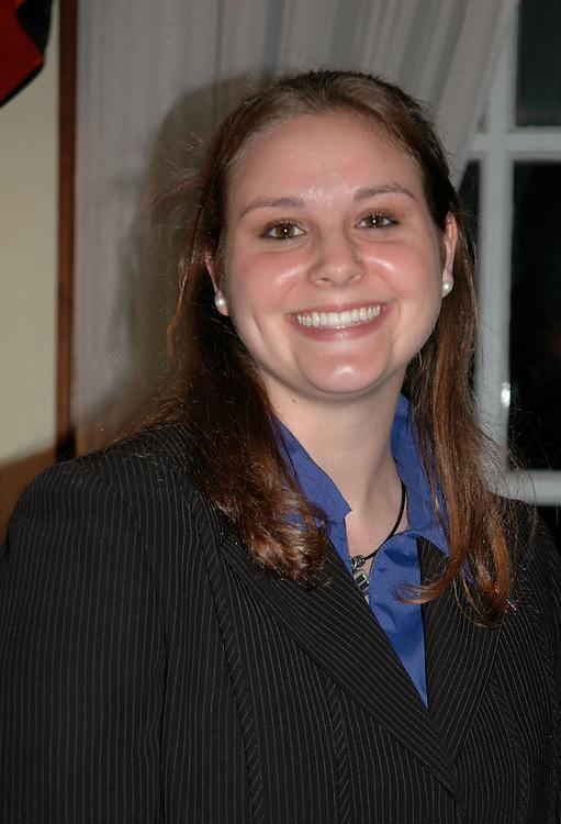17705Student Leadership Recognition awards Ceremony at Baker Center: Photos Rebecca Grosenbaugh..Pepsi Leadership ScholarsGretchen Cataline