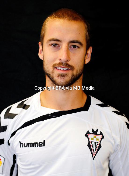 Spain - La Liga Adelante 2015-2016 / <br /> ( Albacete Balompie ) - <br /> Jorge Pulido Mayoral