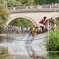 Cross Country - Land Rover Burghley Horse Trials 2015