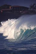 Waimea Bay, Oahu, Hawaii<br />
