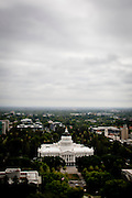 The California State Capitol building, September 19, 2010.